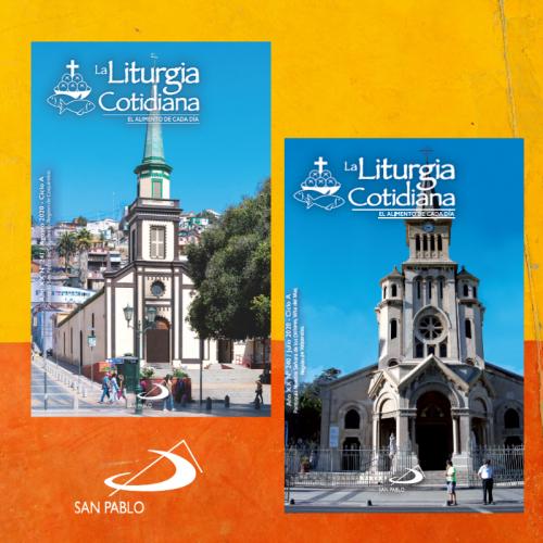 Liturgia Cotidiana: julio y agosto ya están disponibles