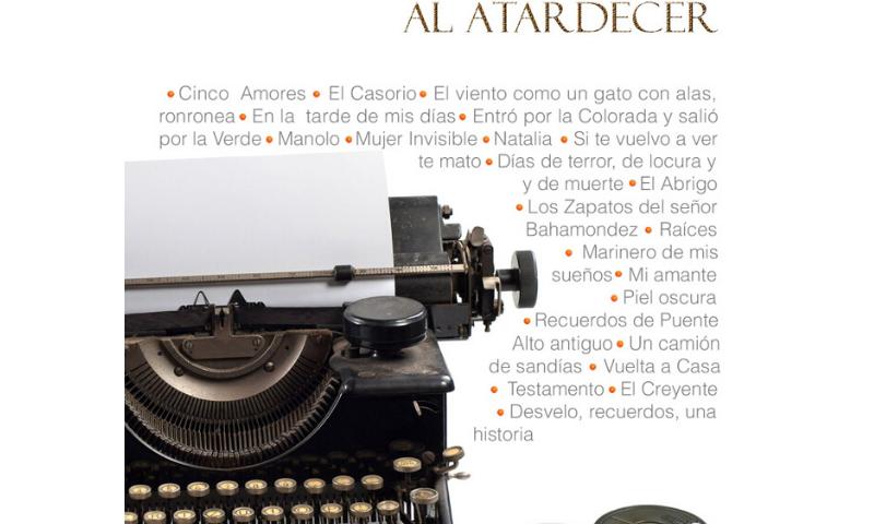 Antología Líneas de Vida 2015: Desde la mañana al atardecer