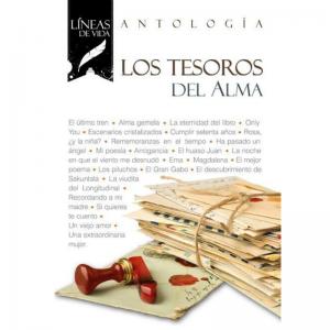 """Antología Líneas de Vida 2016: """"Los tesoros del alma"""""""