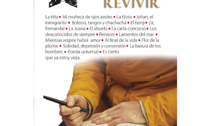 Antología Líneas de Vida 2019: Escribir, revivir