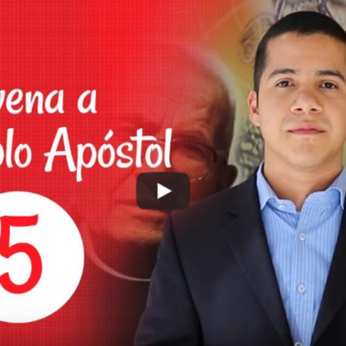 NOVENA A SAN PABLO APÓSTOL: Día 5