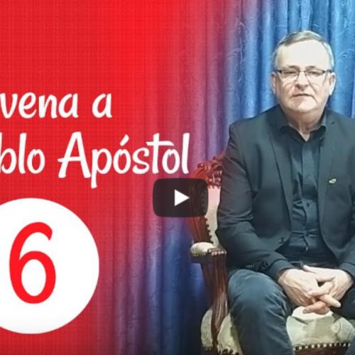NOVENA A SAN PABLO APÓSTOL - PATRONO DE LA FAMILIA PAULINA (26 junio)