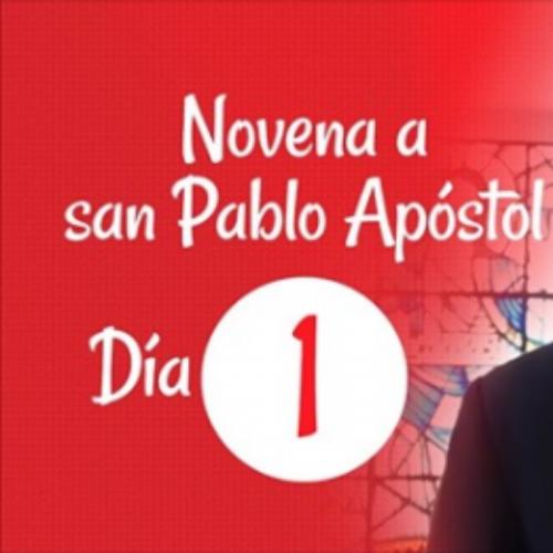 NOVENA A SAN PABLO APÓSTOL - PATRONO DE LA FAMILIA PAULINA - (21 junio)