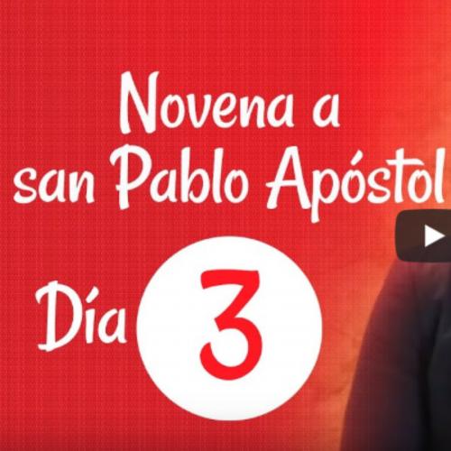 NOVENA A SAN PABLO APÓSTOL - PATRONO DE LA FAMILIA PAULINA (23 junio)