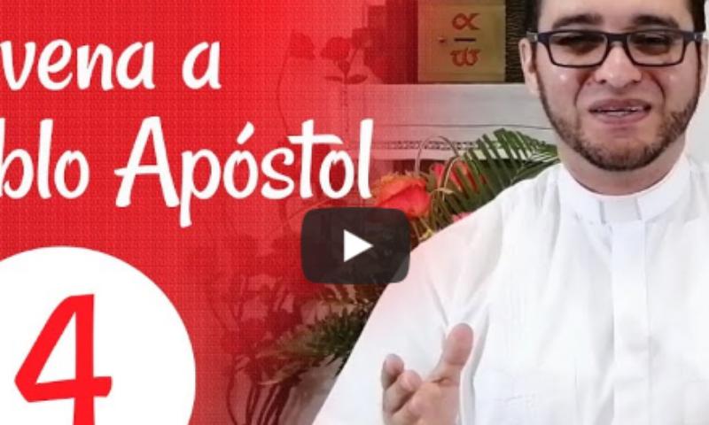 NOVENA 🙏 a SAN PABLO apóstol - Día 4