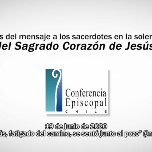 CECH: Mensaje a los sacerdotes en el día del Sagrado Corazón de Jesús