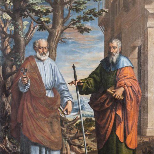 Carta de Mons. Celestino Aós por Fiesta de los santos Pedro y Pablo