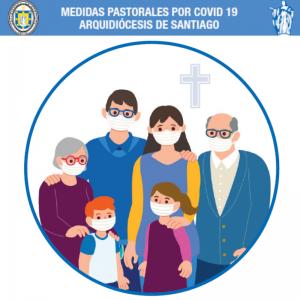 "Medidas pastorales plan ""Paso a paso"" julio-agosto 2020"