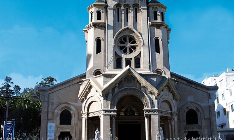 Parroquia Nuestra Señora de los Dolores, Viña del Mar, Región de Valparaíso