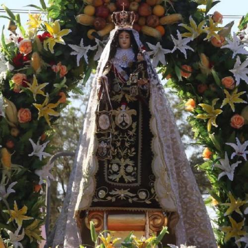 Programa oficial de celebración a Nuestra Señora del Carmen de la Tirana