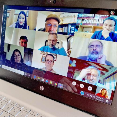 UCM y colegios católicos articulan red de trabajo colaborativo