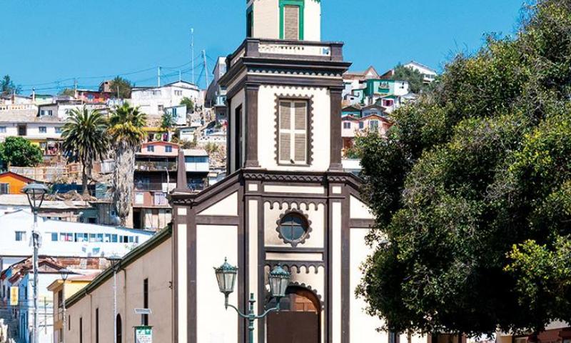 Parroquia San Pedro de Coquimbo, Región de Coquimbo