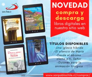 AHORA EN SAN PABLO: Libros digitales para comprar y descargar