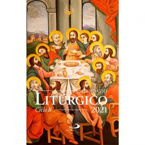 Calendario litúrgico 2021