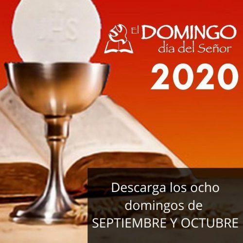 El Domingo EDICIÓN DIGITAL: SEPTIEMBRE/OCTUBRE 2020