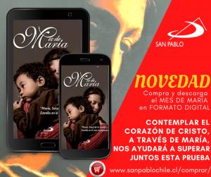 El Mes de María 2020 está disponible en formato digital