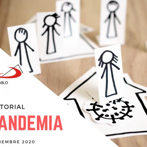 EDITORIAL: Pandemia