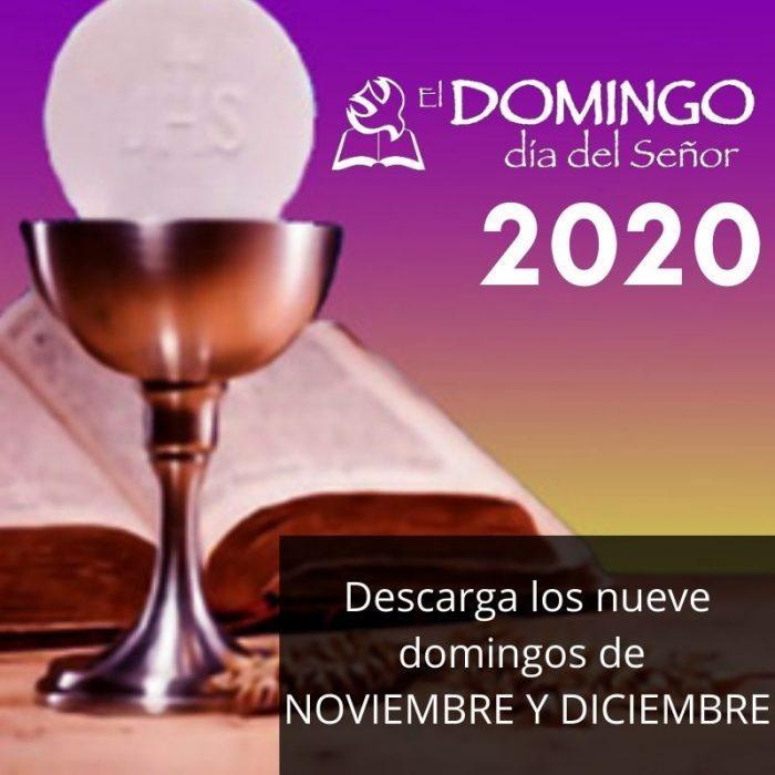 El Domingo EDICIÓN DIGITAL: NOVIEMBRE/DICIEMBRE 2020