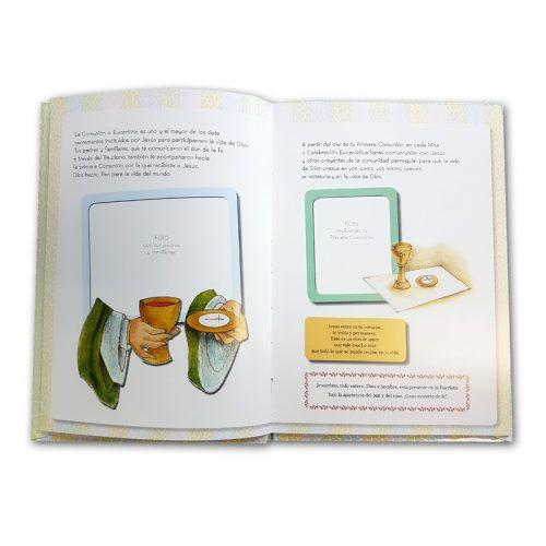 El Libro de mi primera Comunión