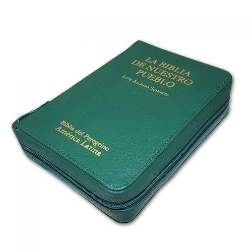 La Biblia de Nuestro Pueblo Estuche - Chica