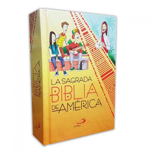 La Sagrada Biblia de América - Pequeña