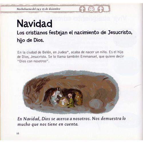 LAS GRANDES FIESTAS DE LOS CRISTIANOS