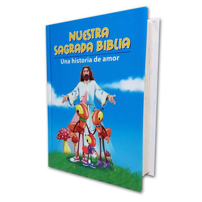 Nuestra Sagrada Biblia - Una historia de amor