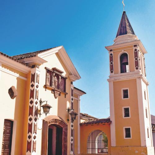 Parroquia Inmaculada Concepción de Peumo