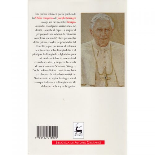 Obras Completas XI Teología de la liturgia