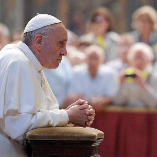 CATEQUESIS DEL PAPA: Debemos ser capaces de rezar por todos y por cada uno