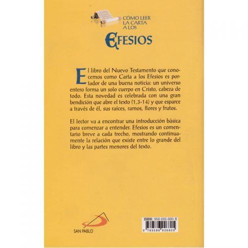 Como leer la carta a los Efesios