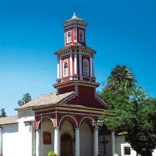 Parroquia San Francisco de Curimón