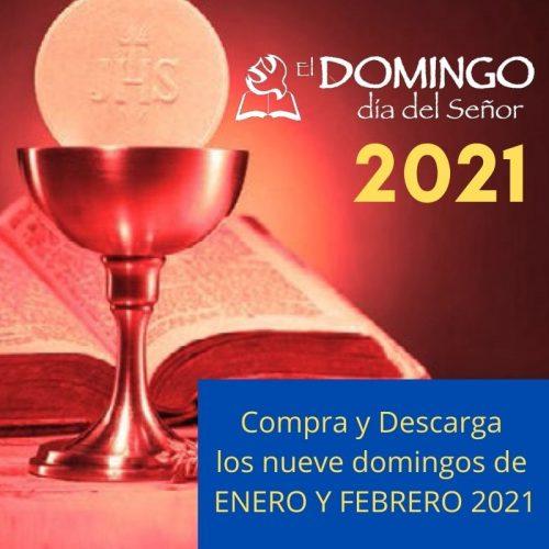 El Domingo EDICIÓN DIGITAL: ENERO/FEBRERO 2021
