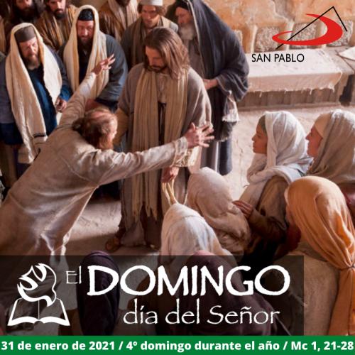 El Domingo, día del Señor: 4° domingo durante el año