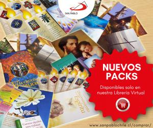 Nuevos packs disponibles en librería virtual SAN PABLO