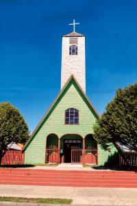Parroquia San Judas Tadeo, Quinchao, Región de Los Lagos.