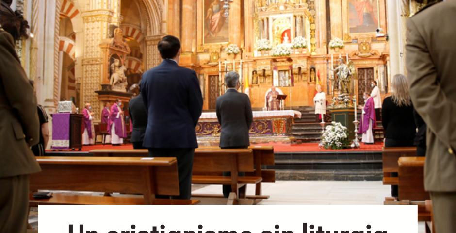CATEQUESIS DEL PAPA: Un cristianismo sin liturgia es un cristianismo sin Cristo