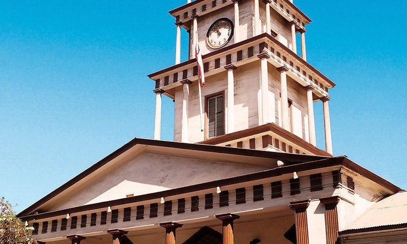 Catedral de Copiapó, Parroquia Nuestra Señora del Rosario, Región de Tarapacá
