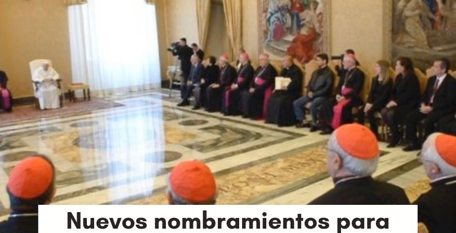 Nuevos nombramientos para la Pontificia Comisión para América Latina