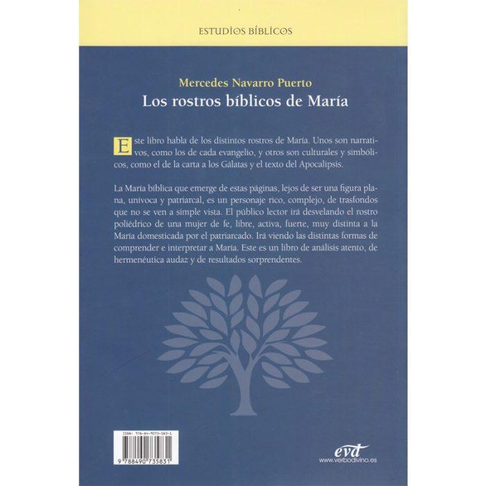 Los rostros bíblicos de María - Exégesis y hermenéutica bíblica feminista