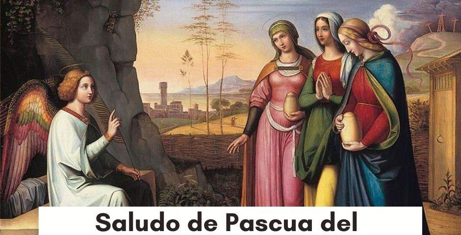 Saludo de Pascua del Superior General de la Sociedad de SAN PABLO