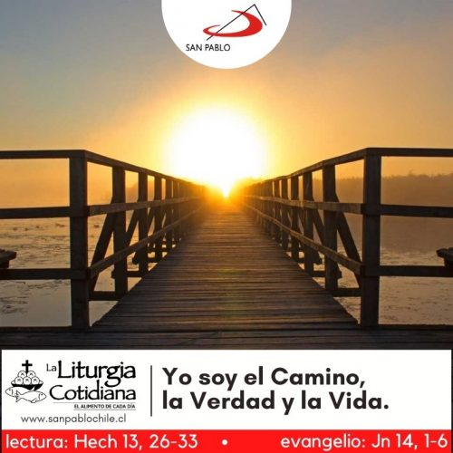 LITURGIA COTIDIANA 30 DE ABRIL: De la feria. Blanco. San Pío V, p. (ML). Blanco.