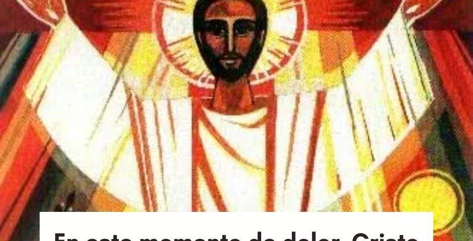 Mensaje de los Obispos: En este momento de dolor, Cristo resucitado es nuestra esperanza