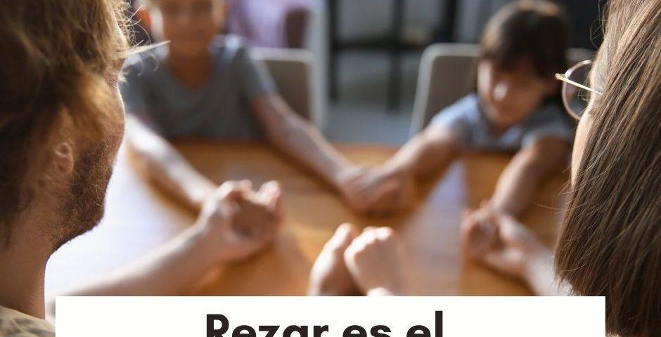 CATEQUESIS DEL PAPA: Rezar es el primer modo de amar