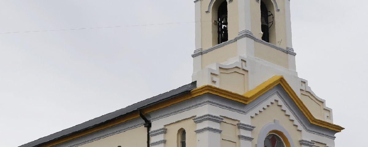 Parroquia Maria Auxiliadora del Carmen, Puerto Natales, región de Magallanes