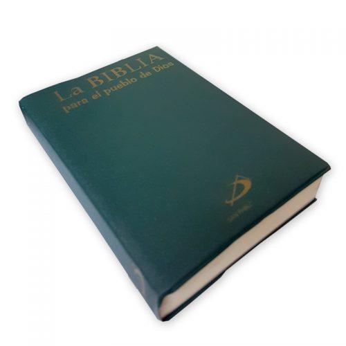 La Biblia- Para el pueblo de Dios (Rustica)