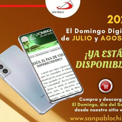Domingo Digital julio y agosto 2021