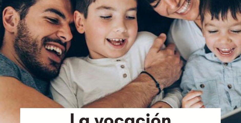 Tercer VIDEO Año Amoris Laetitia: La vocación de la familia