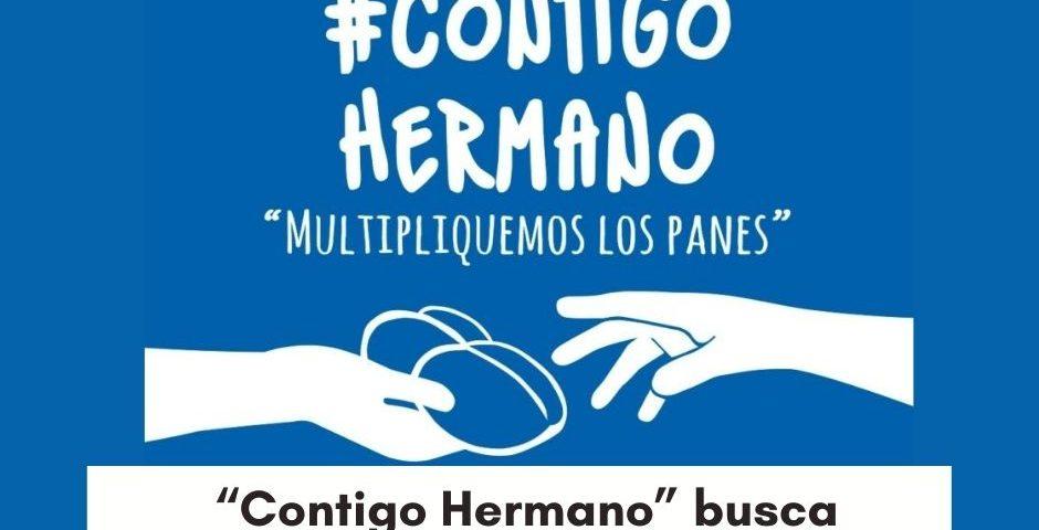 """Campaña solidaria """"Contigo Hermano"""" busca reforzar la atención a comedores y ollas comunes"""