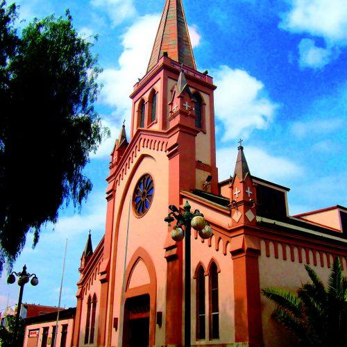 Catedral San Juan Bautista, Calama